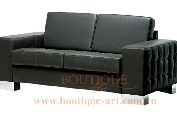 Sofa da 3 chỗ - B.A 1656
