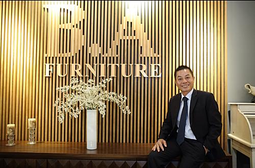 Ông Nguyễn Văn Chương, đồng sáng lập Boutique Art, Giám đốc công ty TNHH B.A.